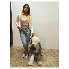 yo con mi perro