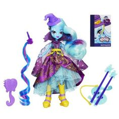 Product Detail View - My Little Pony Equestria Girls Trixie Lulamoon Doll