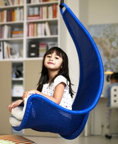 A seat that's more than just relaxing!  The PS SVINGA hanging seat helps develop balance and body perception, plus promotes feelings of well-being and relaxation.