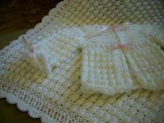 Crochet Along Baby Layette Set  (Video 10 ) - Yolanda Soto Lopez - YouTube