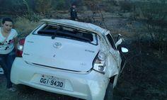 serido noticias: Acidente automobilístico é registrado entre Acari ...