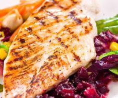 Make Your Favorite Junk Food Healthier - Swap Fried Chicken for Grilled Chicken