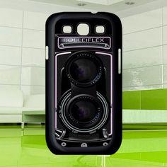 Cool Camera  Rolleiflex Samsung Galaxy S3  black / by MuliasCraft, $16.00 Galaxy S3 Cases, Samsung Galaxy S3, Iphone 4, Iphone Cases, Trendy Handbags, Technology, Cool Stuff, Black, Fashion Handbags