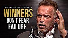 DON'T BE AFRAID TO FAIL - Best Motivational Speech Video (Featuring Arno...