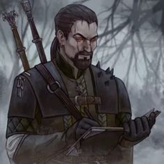 Fantasy Concept Art, Fantasy Character Design, Dark Fantasy Art, Character Drawing, Character Concept, Dnd Characters, Fantasy Characters, Blood Hunter, The Witcher Books