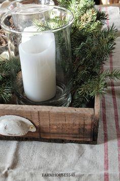 FARMHOUSE 5540: Christmas Decorating Sneak Peek