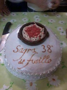 Sagra del Fusillo Felittese edione 38 anno 2013- grazie a Francesca per la bellissima e buonissima torta ;)