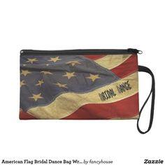 American Flag Bridal