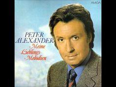 Peter Alexander - My Darling Clementine Granada, Peter Alexander, Tennessee Waltz, Ferdinand, Orchestra, Singing, Actors, Songs, Youtube