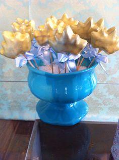 Pop cakes coroas