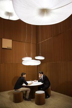 Molo at Maison & Objet Paris, available at SeehoSu http://www.seehosu.com.au/ #molo #design