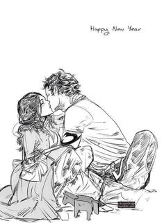 Will Herondale and Tessa Gray awwwwwwww