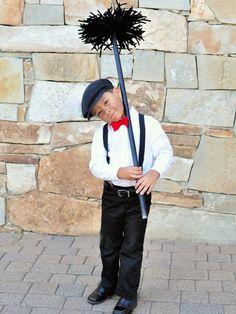 Kid's Halloween Costume: Chimney Sweep
