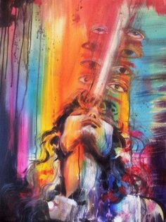 love trippy lsd perspective acid psychedelic trip hippy trippy art Cool Art psychadelic art