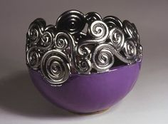 Fun Coil Pot- that would be a pretty ring done small