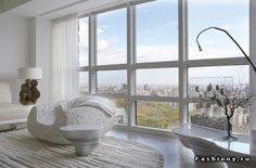 Картинки по запросу интерьер с панорамными окнами