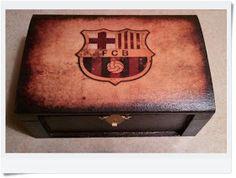 Pudełko FC Barcelona