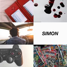 #shadowhunters #simon