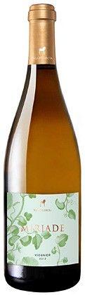 Vallegarcía Miriade 2013 #vino blanco de los Montes de Toledo, vino fresco, aromático, frutal, primaveral... y así lo refleja la etiqueta...