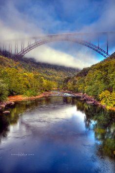 New River Gorge Bridge West Virginia, USA
