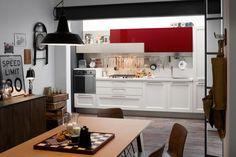 In negozio nuovo stand con cucina mod. TABLET finitura rovere LINK ...