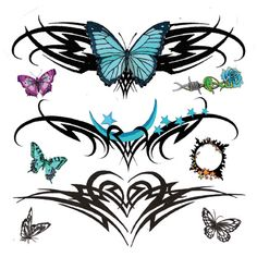 smaller version of something like these? not really wanting a tramp stamp or an upper back/across the shoulders though