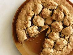Strawberry-Peanut Butter Tart Recipe : Food Network Kitchens : Food Network - FoodNetwork.com