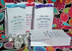 Wedding Favor Ideas by abbey and izzie designs