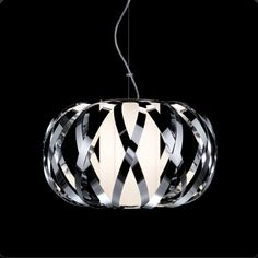 Name: ROLANDA - S  Design: Christophe Mathieu / 2008  Typology: Pendant lamp  Environment: Indoor
