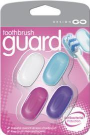 Go Travel - Brush Shields - Travel Toiletries for Men and Women