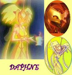 bloom and daphne | planete de bloom daphne soeur de bloom elle est la fee supreme daphne ...