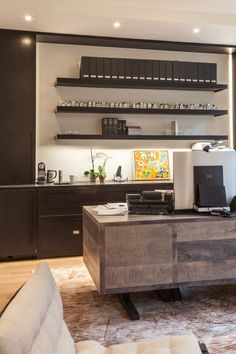 Kitchen Designers Nyc Interesting West Village Townhouse  Kitchen Counter  Kati Curtis Design Inspiration Design