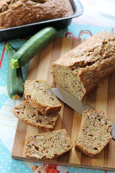 Zucchini Bread *