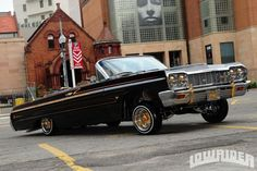 1964 Chevrolet Impala SS Convertible - Lowrider Magazine