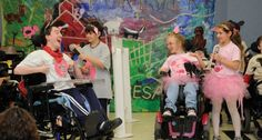Kids Learn Acceptance in Musical | Cerebral Palsy | AMS Vans | Wheelchair Accessibility Blog and Disability News from AMS Vans, Inc.