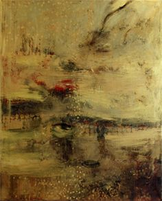 Golden Pond by Finnish artist Marita Liulia (2014). Incredibly beautiful!