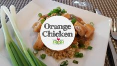 One of our goals at Farm Girl Fresh is to recreate entrees you enjoy at your local restaurants, to healthier versions you can make at home. This sweet and spicy orange chicken is one of these menu items that many of you may enjoy when dining out or ordering takeout. Try this easy-to-make, delicious dish …