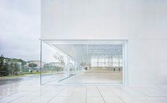 Galería de Pabellón Polideportivo y Aulario Universidad Francisco de Vitoria / Alberto Campo Baeza - 7