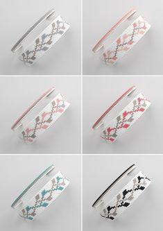 Peyote bracelet pattern peyote pattern odd count stitch   Etsy Macrame Bracelet Patterns, Bead Loom Bracelets, Bead Loom Patterns, Bracelet Crafts, Woven Bracelets, Beaded Jewelry Patterns, Peyote Patterns, Seed Bead Tutorials, Seed Beads