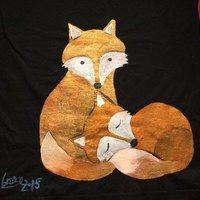 Liščí tričko