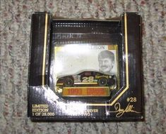 Racing Champions DAVEY ALLISON CHAMPION FOREVER 1961-1993 ~ 1993 Premier Edition #RacingChampions #Ford
