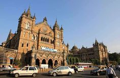 World's 20 Most Beautiful Train Stations... Where: Mumbai The historic Chhatrapati Shivaji Terminus is a UNESCO World Heritage Site and was a sym... - CHHATRAPATI SHIVAJI TERMINUS