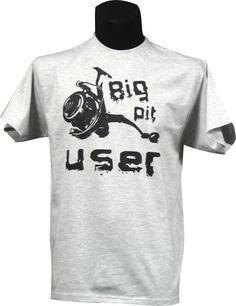 Pokaż swoją pasję! Karpiowe koszulki Biggie już dostępne na www.carp-world.pl