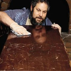 restoring surface of wood furniture