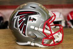 Football Fans, Football Helmets, 32 Nfl Teams, Atlanta Falcons, New Series, The Flash, T Rex, High Gloss, Oakley