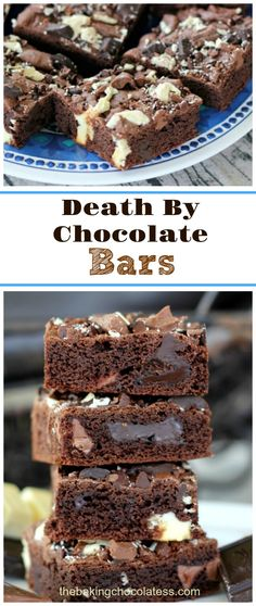Death By Chocolate Bars via @https://www.pinterest…
