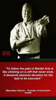 Martial Arts Quotes of Wisdom   Shihan Martial Quotes