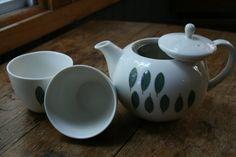 Vintage Japanese tea set ~