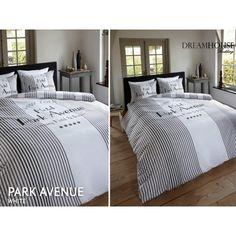 Luxusné biele posteľné návliečky
