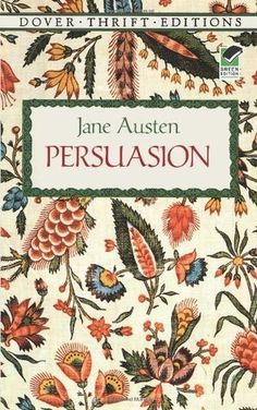 Pride and Prejudice should be read in the spring; Emma in the summer. But Persuasion is for fall. This the last novel Austen completed before her death, and it's darker and more serious in tone than her earlier works. With its themes of love, regret, and fidelity, this is my favorite Austen novel—at least some of the time. But always in autumn.Mor